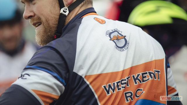 Ride with West Kent CC